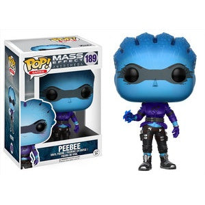 Funko Pop! Games #189 PEEBEE (Mass Effect Andromeda) - Brads Toys
