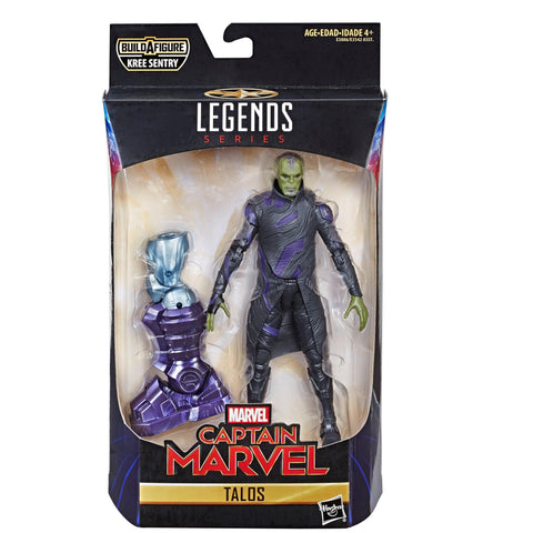 Marvel Legends TALOS Kree Sentry Series (Captain Marvel)