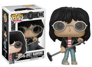 Funko Pop! Rocks #55 JOEY RAMONE (The Ramones) - Brads Toys