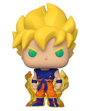 Pop! Animation SS GOKU (First Appearance)(Available for Pre-Order)