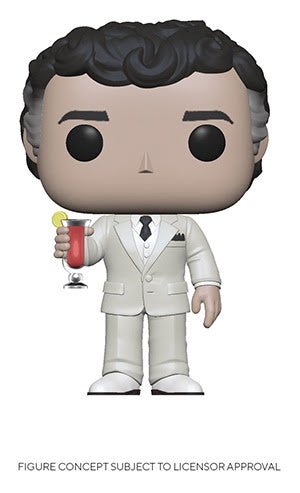 Funko Pop! TV MR. ROARKE (Fantasy Island)(Available for Pre-Order) - Brads Toys