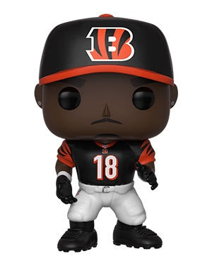 Funko Pop! NFL A.J. Green (Bengals)(available for Pre-Order)