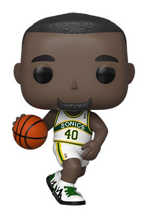Pop! NBA Legends SHAWN KEMP (Sonics Home)(Available for Pre-Order) - Brads Toys