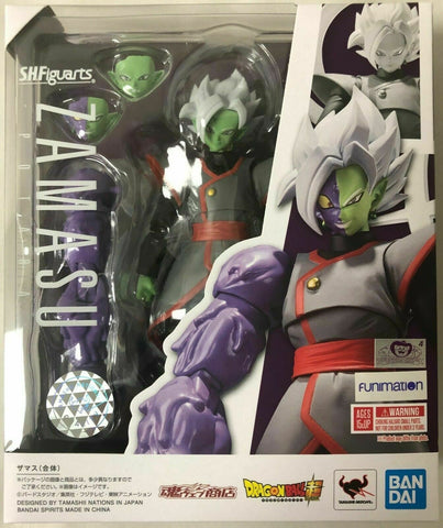 S.H. Figuarts ZAMASU POTARA (Dragon Ball Super) - Brads Toys