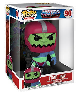 Pop! Retro Toys 10in TRAPJAW (Masters of the Universe)