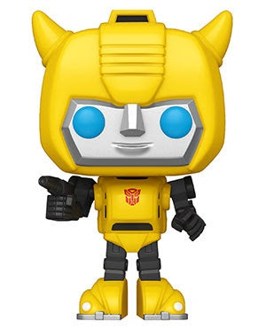 Pop! Vinyl BUMBLEBEE (Transformers)(Available for Pre-Order)