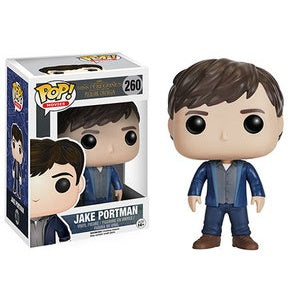 Funko Pop! Movies #260 JAKE PORTMAN (Miss Peregrine's Home for Peculiar Children) - Brads Toys