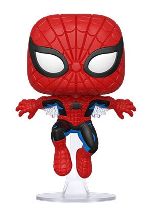 Funko Pop! Marvel 1st Appearance SPIDER-MAN - Brads Toys