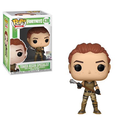 Funko Pop! Games #439 TOWER RECON SPECIALIST (Fortnite) - Brads Toys