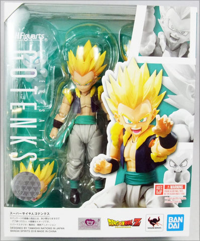 S.H. Figuarts SUPER SAIYAN GOTENKS (Dragon Ball Z) - Brads Toys