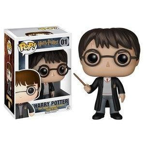 Funko Pop! Harry Potter #01 Harry Potter - Brads Toys