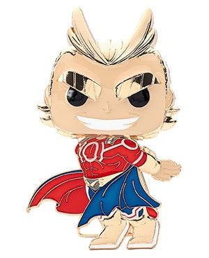 Pop! Pin SILVER AGE ALL MIGHT CHASE (My Hero Academia)