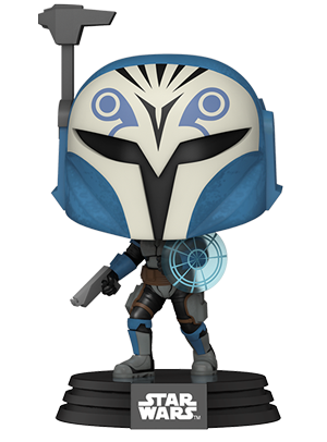 Pop! Star Wars BO-KATAN (Clone Wars)(Available for Pre-Order)
