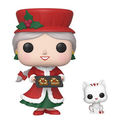 Funko Pop! Holiday MRS. CLAUSE - Brads Toys
