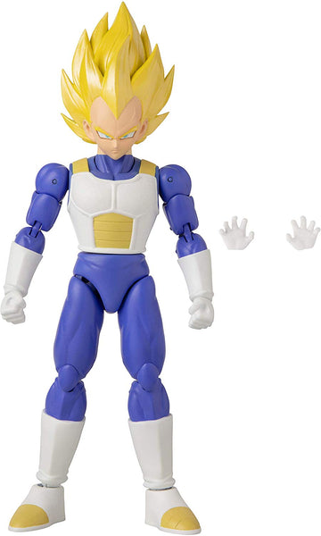 Dragon Stars Series 15 SUPER SAIYAN VEGETA (Dragon Ball Super) - Brads Toys