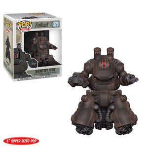 Funko Pop! Games #375 SENTRY BOT (Fallout)
