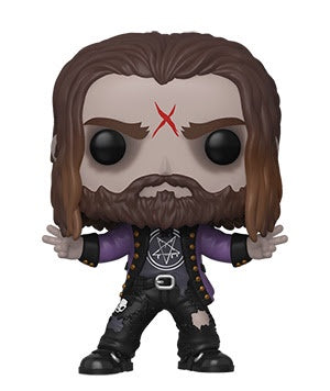 Funko Pop! Rocks ROB ZOMBIE - Brads Toys