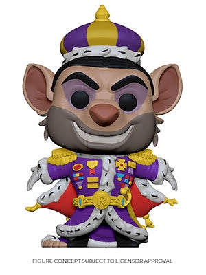 Funko Pop! Disney RATIGAN (Great Mouse Detective)(Available for Pre-Order) - Brads Toys