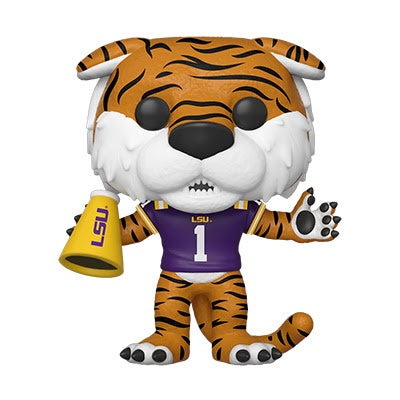 Funko Pop! College MIKE the TIGER (LSU Tigers) - Brads Toys