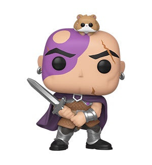 Funko Pop! Games MINSC & BOO (Dungeons & Dragons) - Brads Toys