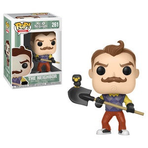 Funko Pop! Games #261 THE NEIGHBOR (Hello Neighbor) - Brads Toys