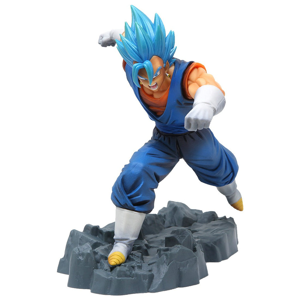 Banpresto Dragon Ball Z Dokkan Battle Collab SUPER SAIYAN BLUE VEGITO - Brads Toys