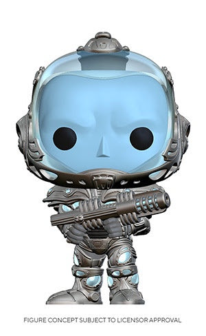Funko Pop! Heroes MR. FREEZE (Batman & Robin)(Available for Pre-Order) - Brads Toys