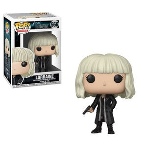 Funko Pop! Movies #566 LORRAINE (Atomic Blonde) - Brads Toys