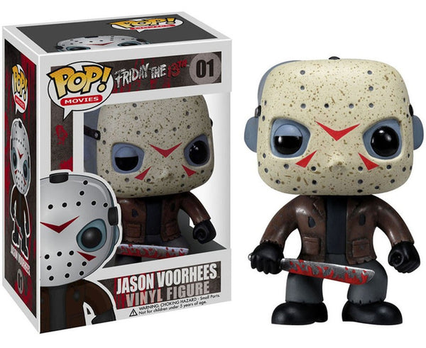 Funko Pop! Movies #01 JASON VOORHEES (Friday the 13th)