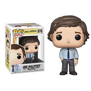 Funko Pop! TV JIM HALPERT (the Office) - Brads Toys