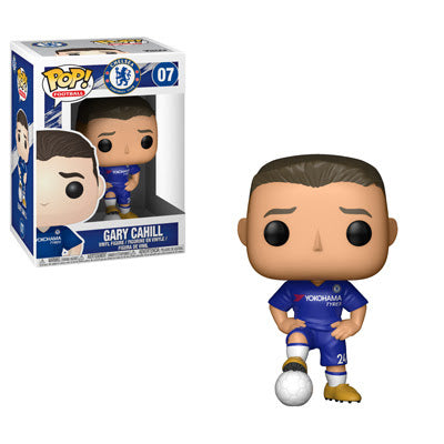 Funko Pop! Football GARY CAHILL (Chelsea)(Soccer)(English Premiere League)(Available for Pre-Order) - Brads Toys