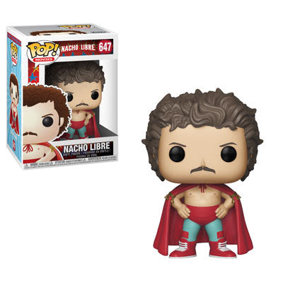 Funko Pop! Movies #647 NACHO LIBRE Common (Available for Pre-Order) - Brads Toys