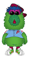Funko Pop! MLB Mascot #05 PHILLIE PHANATIC (Phillies) - Brads Toys