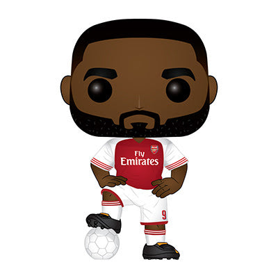 Funko Pop! Football ALEXANDRE LACAZETTE (ARSENAL)(Available for Pre-Order) - Brads Toys