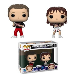 Funko Pop! SNL SPARTAN CHEERLEADER 2-Pack (Saturday Night Live) - Brads Toys