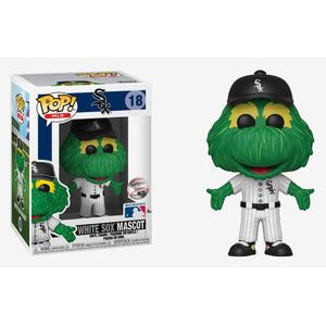 Funko Pop! MLB Mascots #18 SOUTHPAW (Chicago White Sox) - Brads Toys