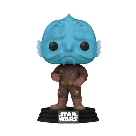 Pop! Star Wars THE MYTHROL #404 (Mandalorian)