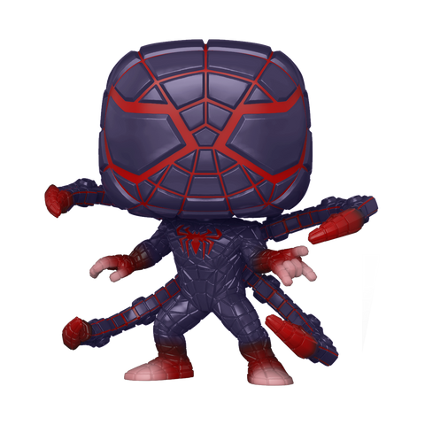 Pop! Marvel MILES MORALES Programmable Suit (Spider-Man)(Available for Pre-Order)