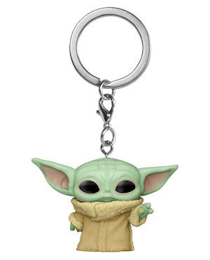 Pop! Keychain the CHILD (the Mandalorian)(Available for Pre-Order)