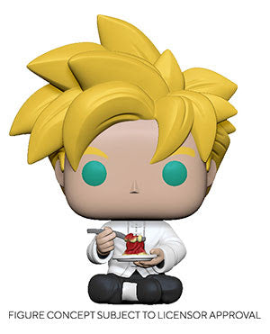 Pop! Animation SS GOHAN w/Noodles  (DBZ S9)(Available for Pre-Order)