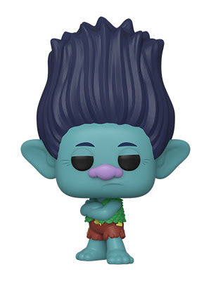 Funko Pop! Movies BRANCH w/Chase Variant (Trolls World Tour) - Brads Toys