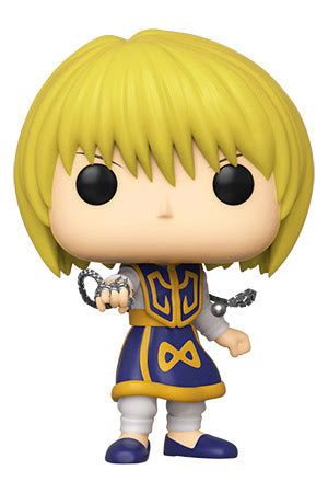 Funko Pop! Animation KURAPIKA (Hunter x Hunter)(Available for Pre-Order) - Brads Toys