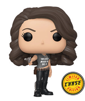 Funko Pop! TV Wynonna Earp Common/Chase Variants (Available for Pre-Order)