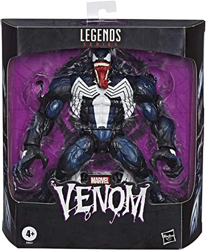 Funko Pop! Marvel VENOM #234 (Hot Topic Exclusive) - Brads Toys