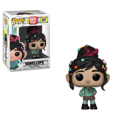 Funko Pop! Disney VANELLOPE #07 (Ralph Breaks the Internet)(Available for Pre-Order) - Brads Toys