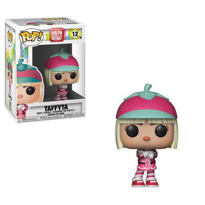 Funko Pop! Disney TAFFYTA #12 (Ralph Breaks the Internet)(Available for Pre-Order) - Brads Toys