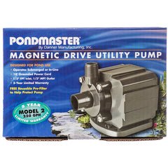 Pond Pumps - Submersible