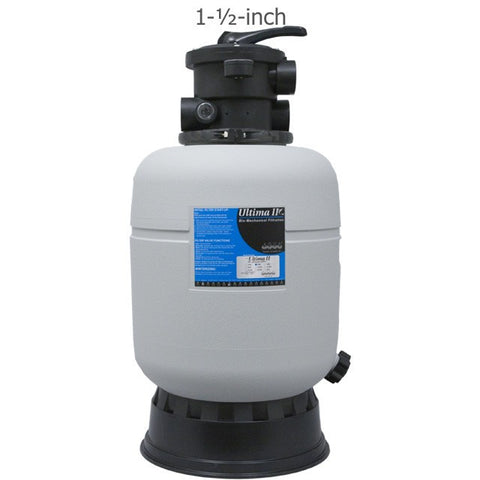 Ultima II 2000 Gallon Filter