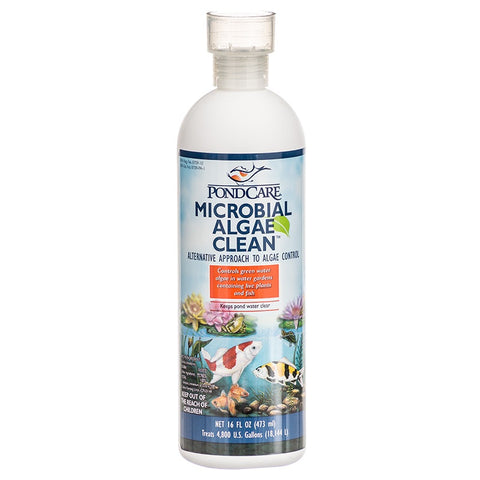 Microbial Algae Clean