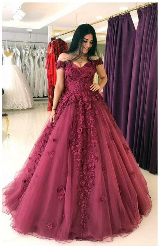 Princess Style Prom Dress Prom Dresses Graduation Party Dresses Formal Wear pst1710